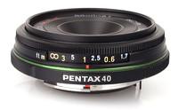 Pentax SMC DA40mm F2.8