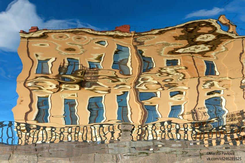 город, петербург, мистический петербург, крюков канал, отражения на воде, акваабстракция, акваграфика, абстракция, парейдолия, nikon, Павлова Марина