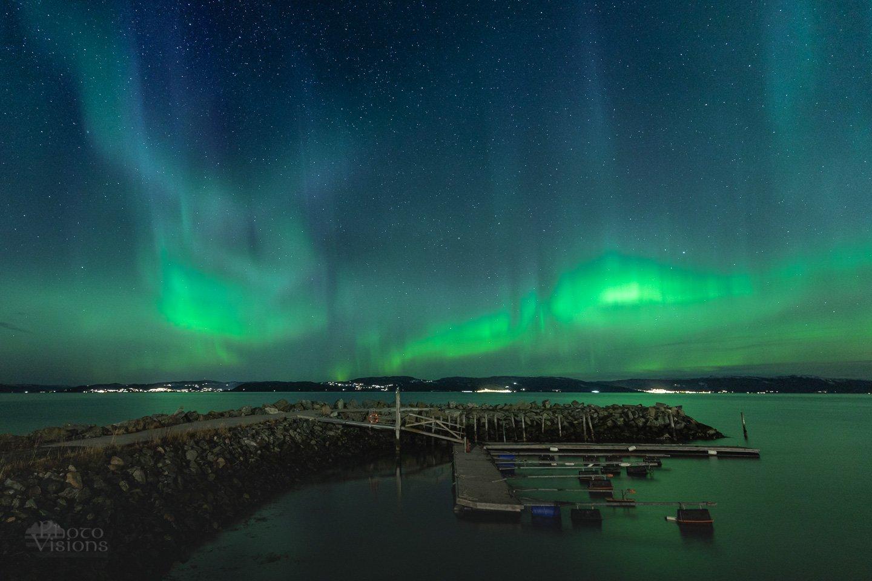 aurora,northern lights,norway,sea,night,stars,, Szatewicz Adrian