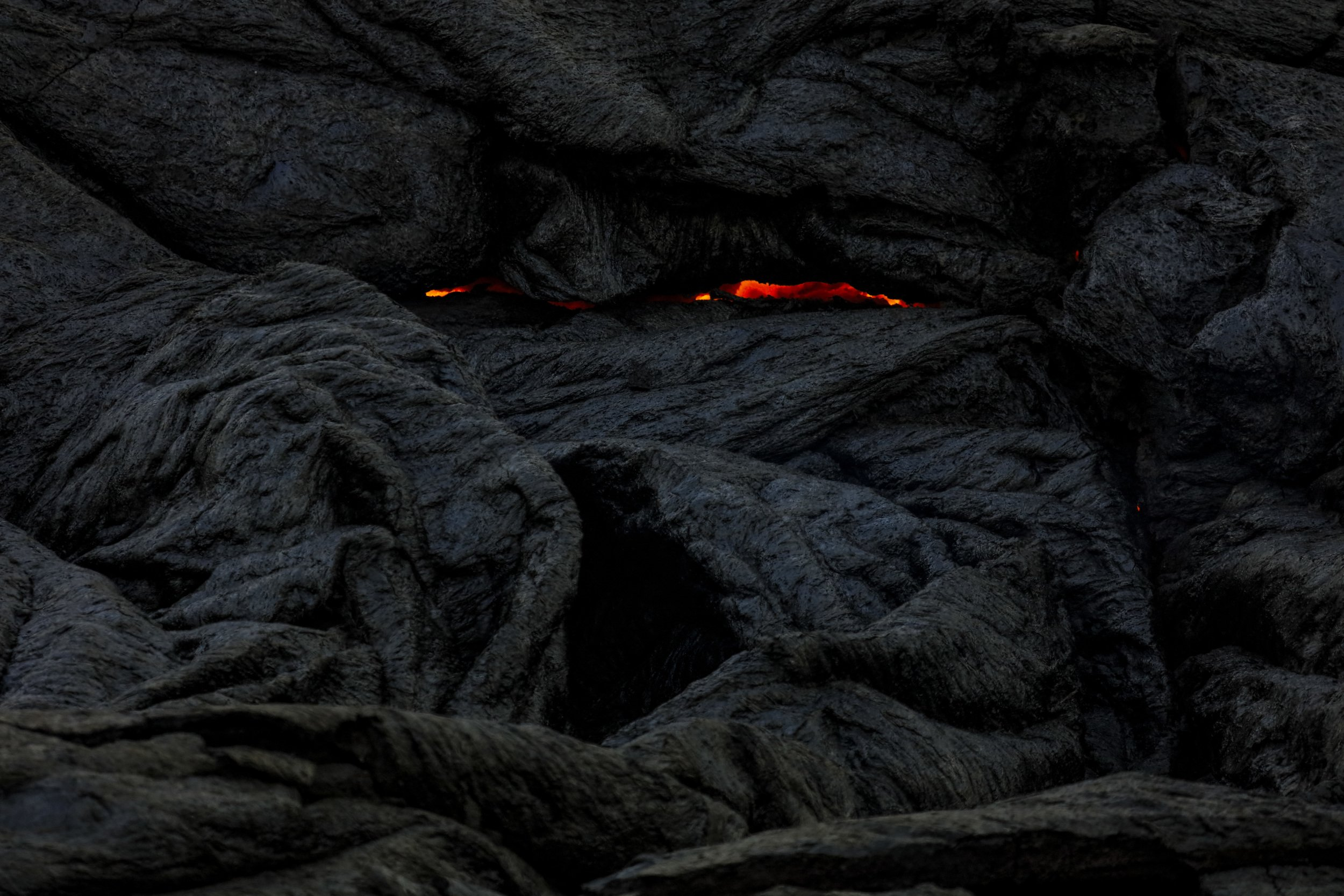 абстракция,лава,извержение,вулкан,исландия, Stepanov Ruslan