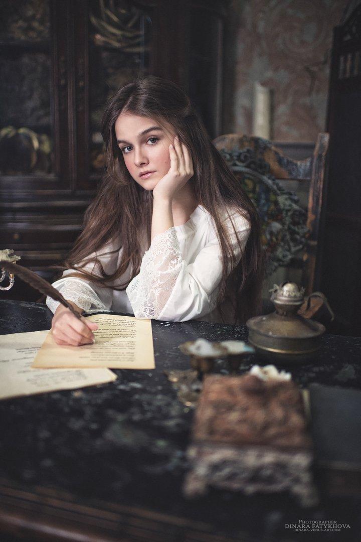, Fatykhova Dinara