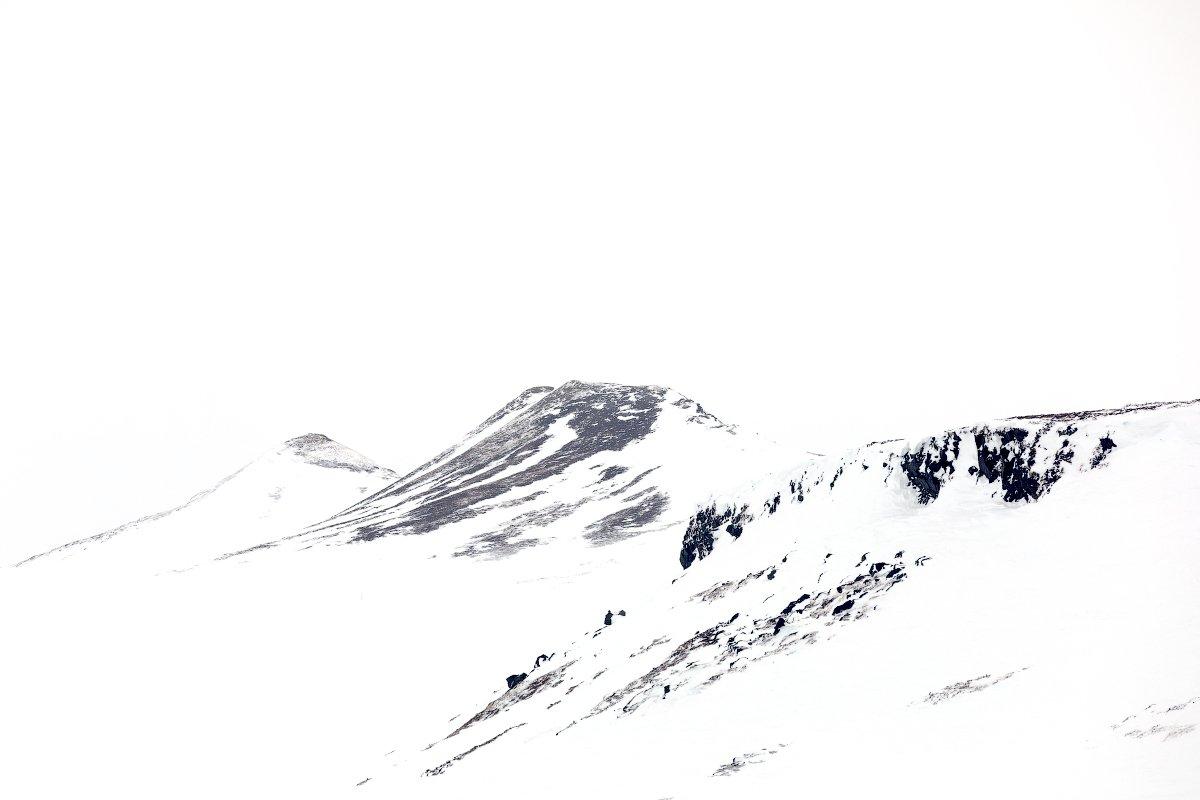 камчатка, мутновский, вулканы, зима, горелый, Evgeniy Sh.