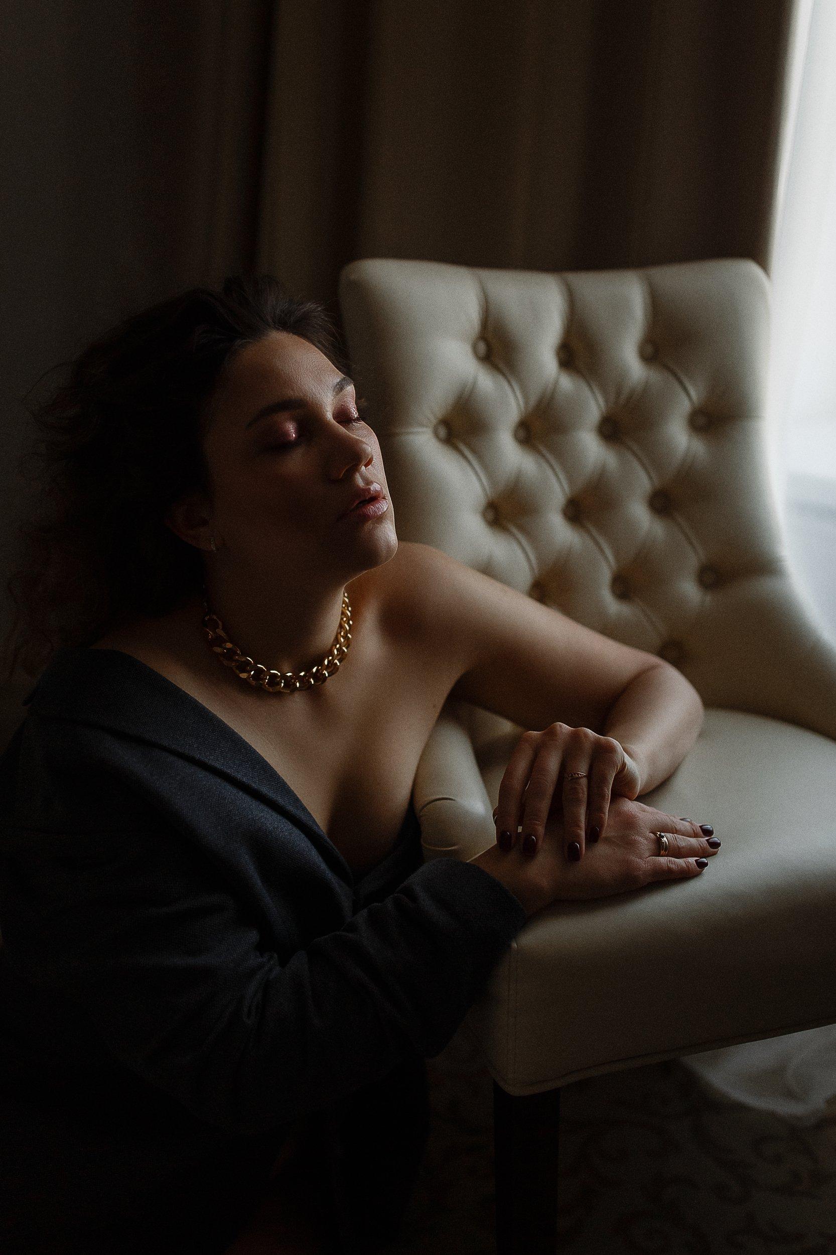 портрет, женский портрет, Шталинберг Наталья