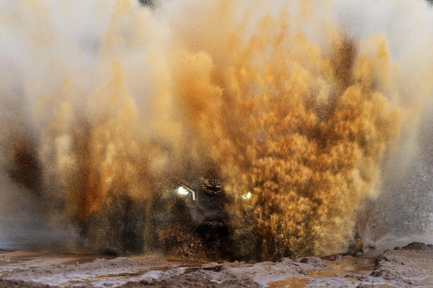 motorsport adrenaline crosscountry baja dakar bajapoland  sport, Paweł  Bożek