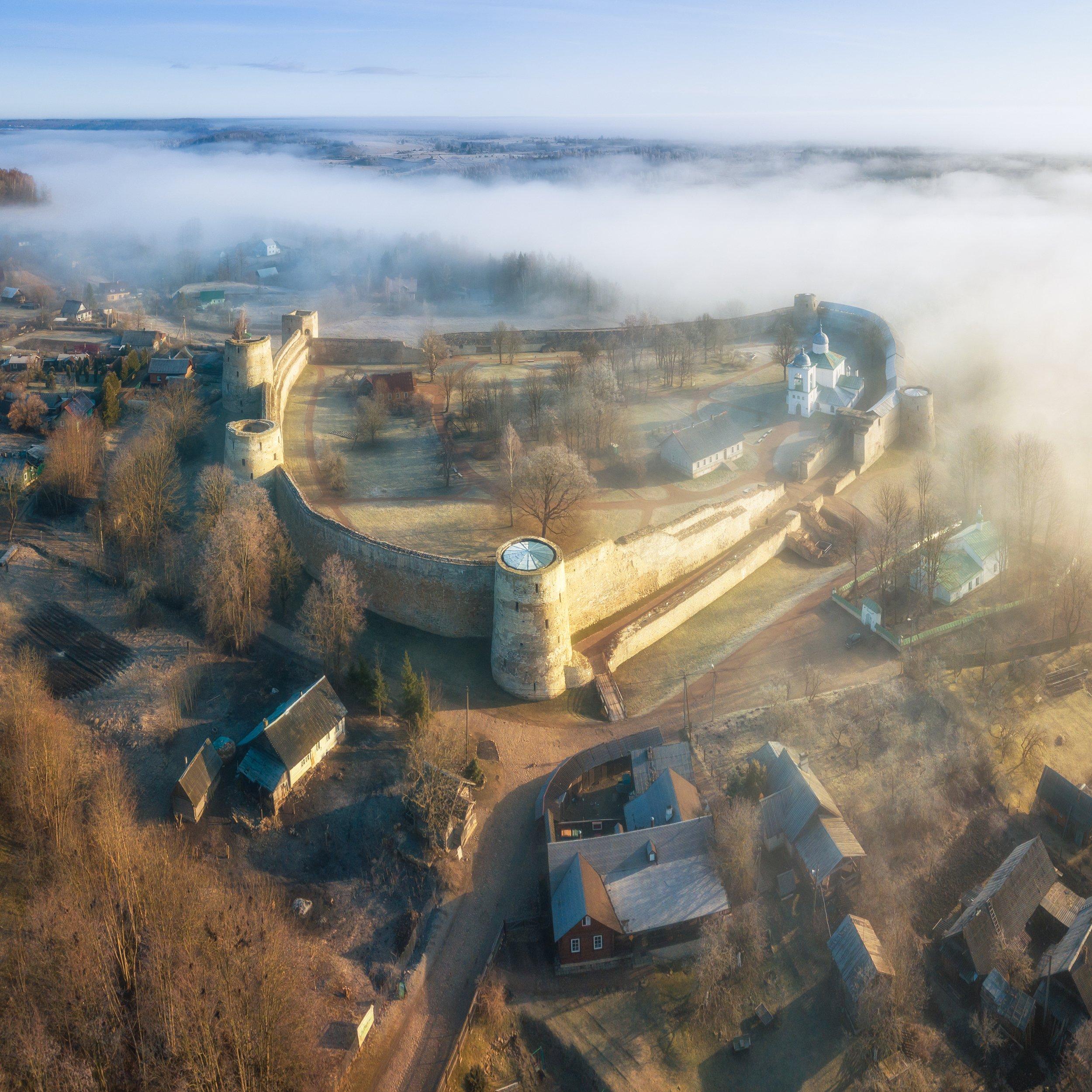 пейзаж , дрон,, Dmitriev Roman