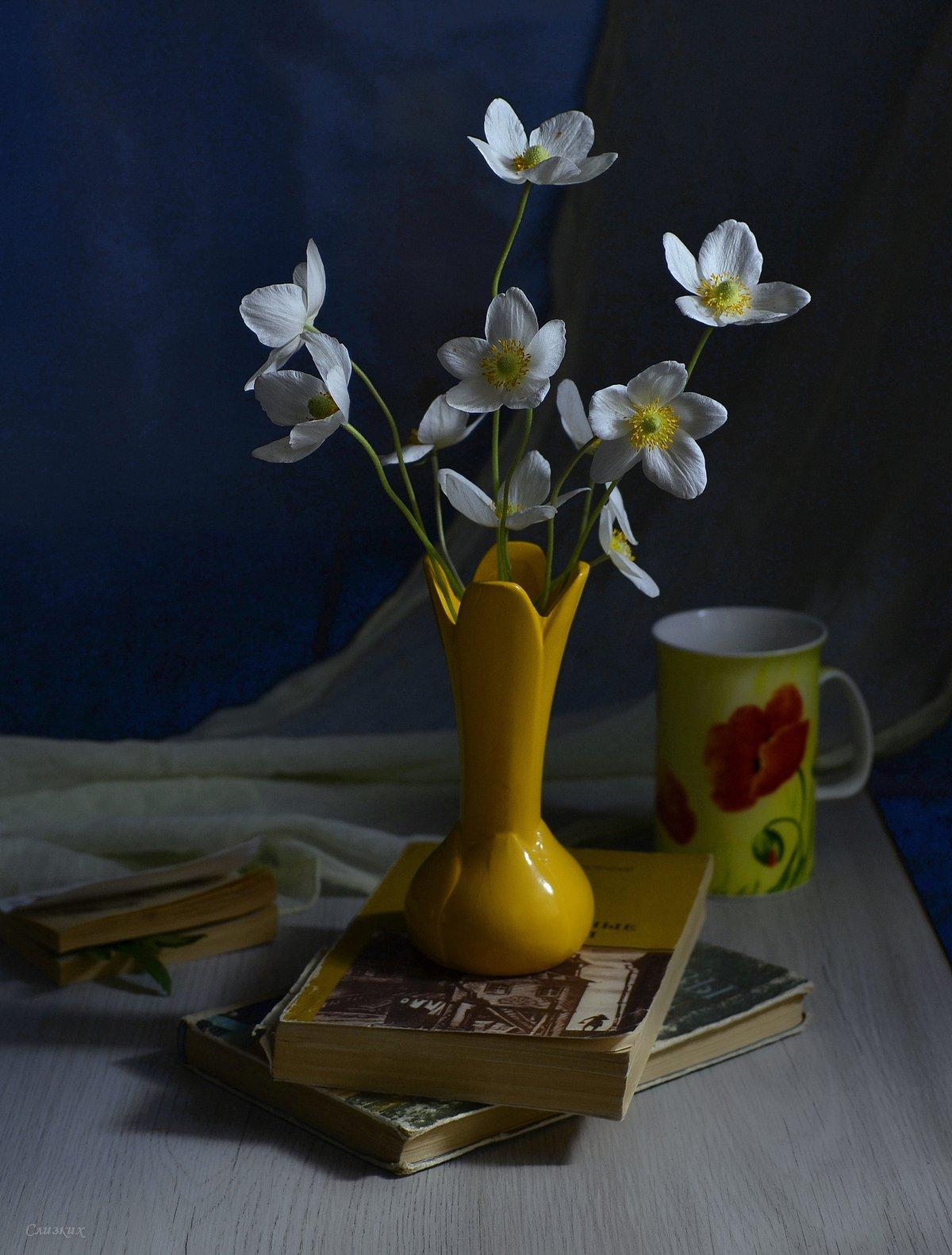 натюрморт,композиция,свет,весна,букет, Инаида