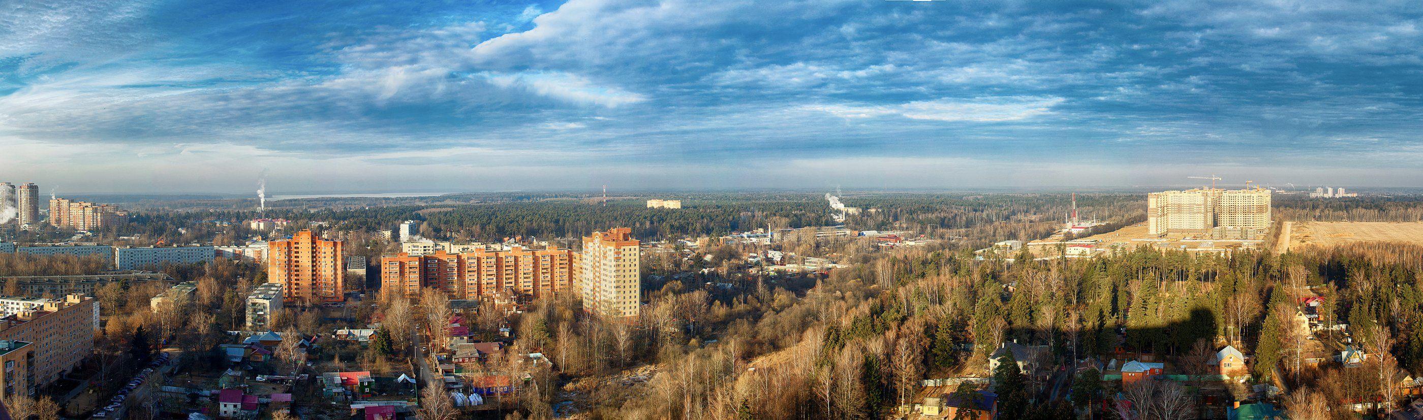 пейзаж, Плотников Андрей