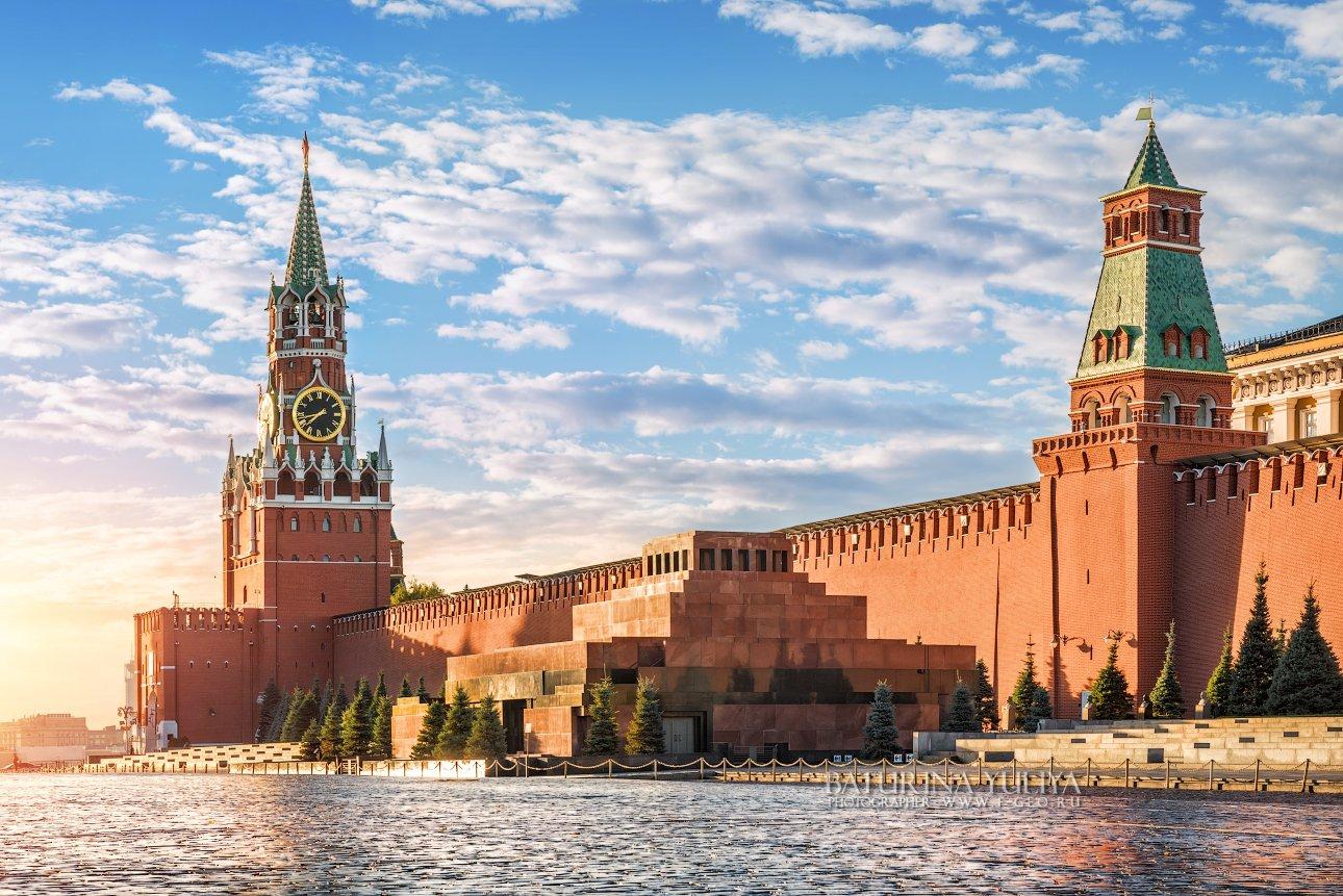 москва, спасская башня, красная площадь, мавзолей, Юлия Батурина