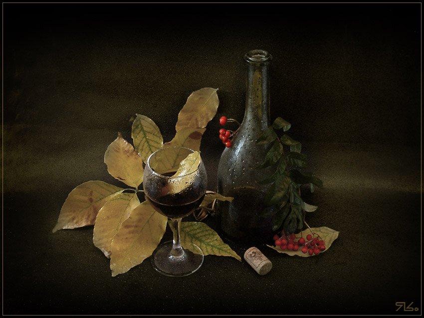 листья осень, Янситов Константин (старший)