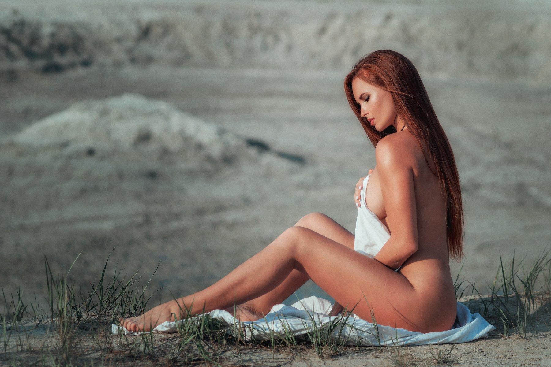 ню портрет арт portrait art nude model imwarrior, Ирина Манохина