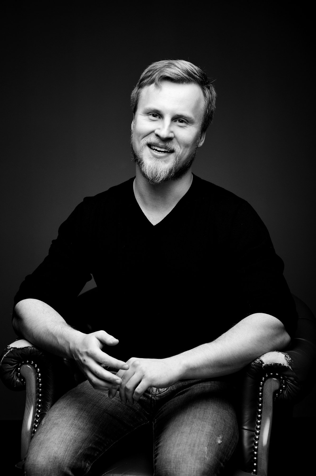 мужской портрет,студия,person, Влад Шуман