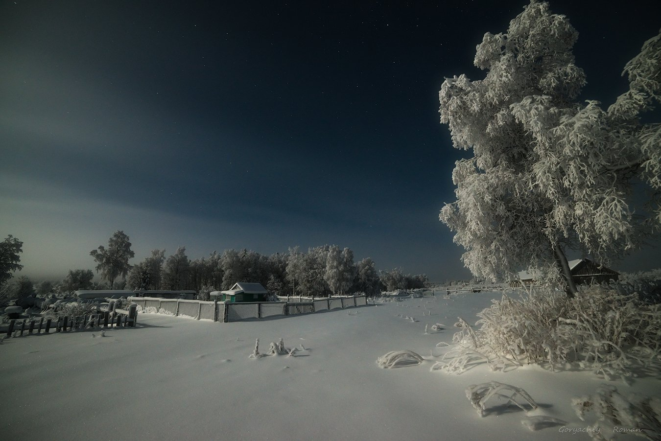 кольский, север,заполярье, зима,, Роман Горячий