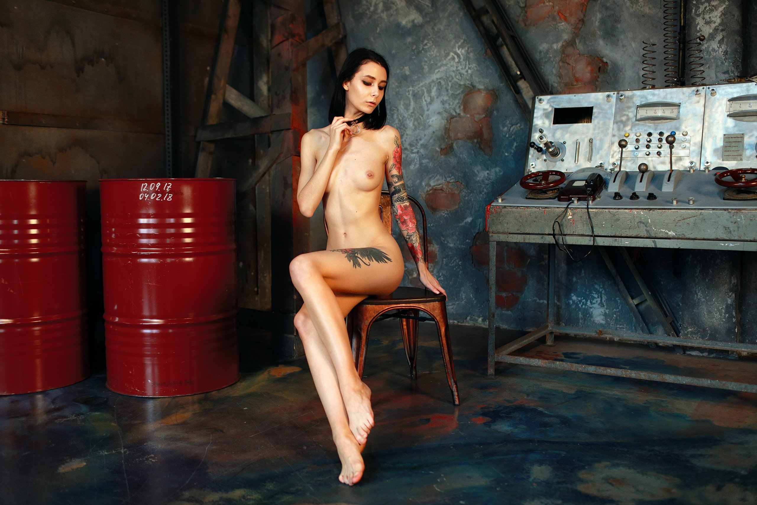 ню, nude, портрет, 85m3, Игорь Куприянов