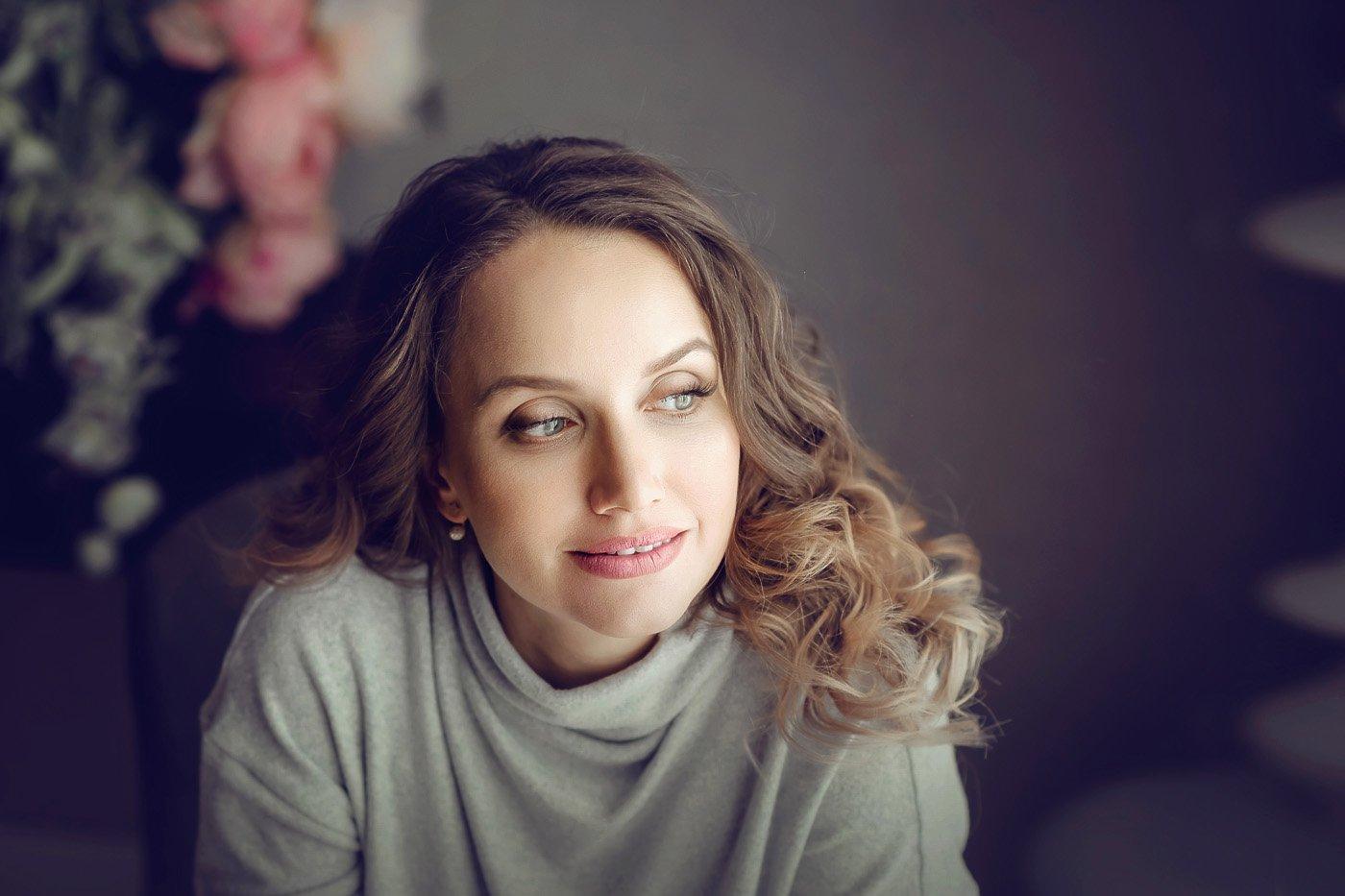 портрет, Макарова Елена