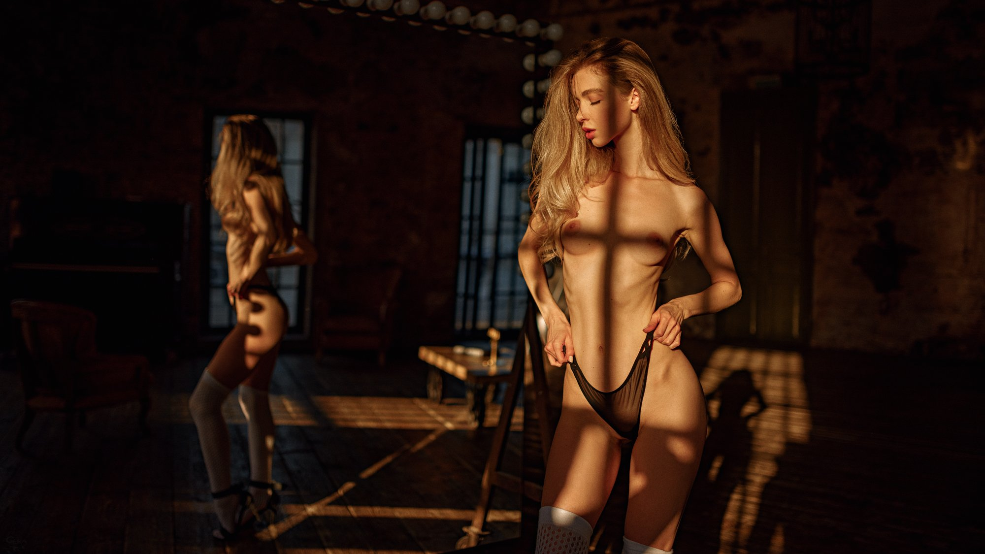 ню, портрет, арт, portrait, art, nude, model, imwarrior, Георгий Чернядьев