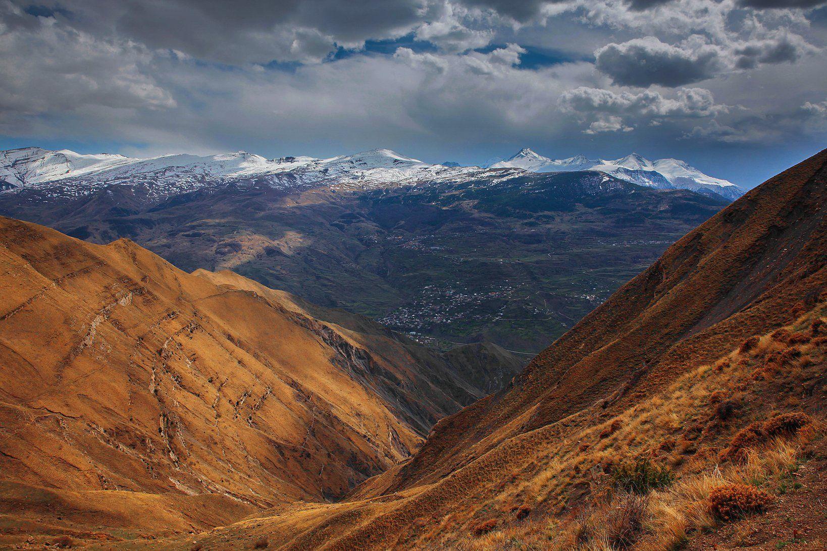 горы,пейзаж,горный пейзаж,весна,дагестан,северный кавказ,шамильский район., Magov Marat