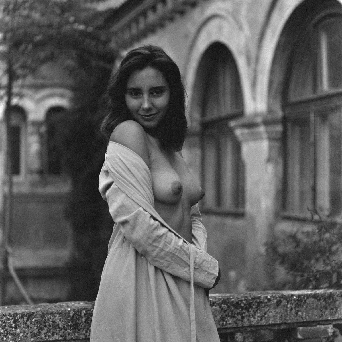 nude, nuart, ню. эротика, портрет, Юрий Хилиниченко