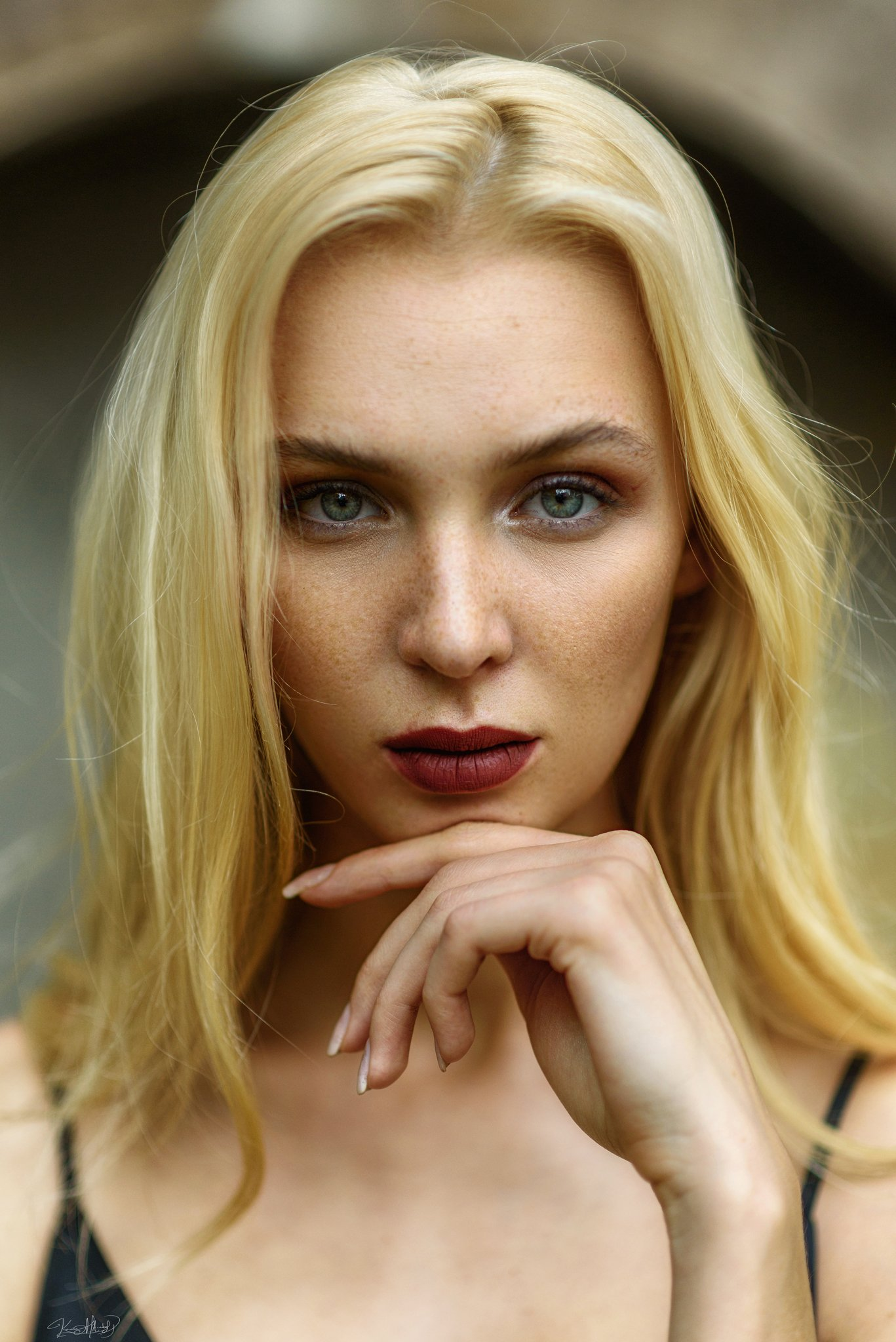 eyes, face, beauty, colorful, natural, light, beautiful, pretty, model, portrait, fashion, yellow, 85mm, nikon, daylight, Каан Алтындал