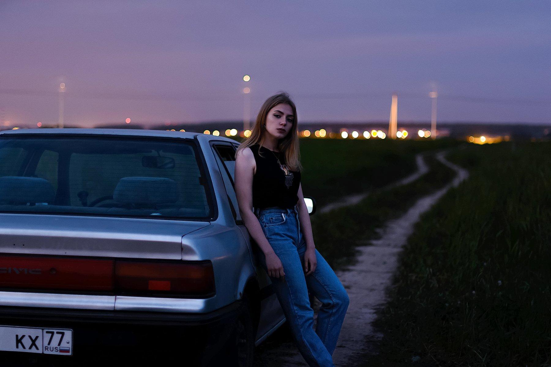 night, portrait, outdoor, nightportrait, photographermoscow, moscow, Елян Александра