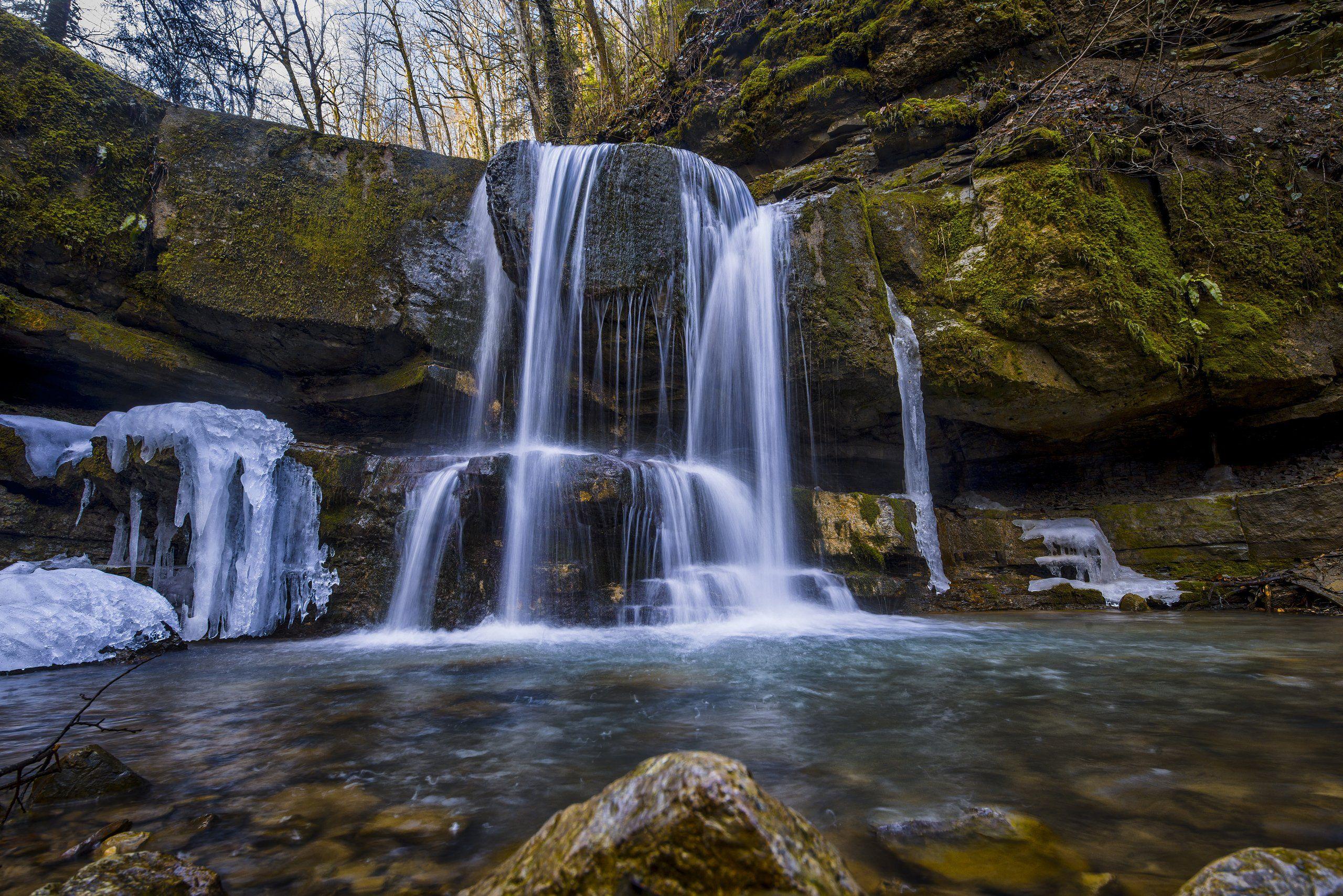 горы походы пейзаж водопады, владимир кецко