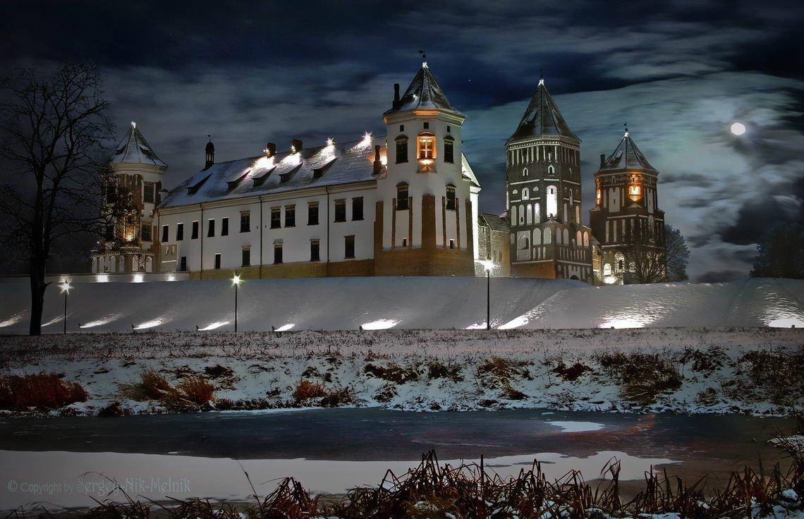 беларусь, мирский-замок, Serg-N- Melnik-oy