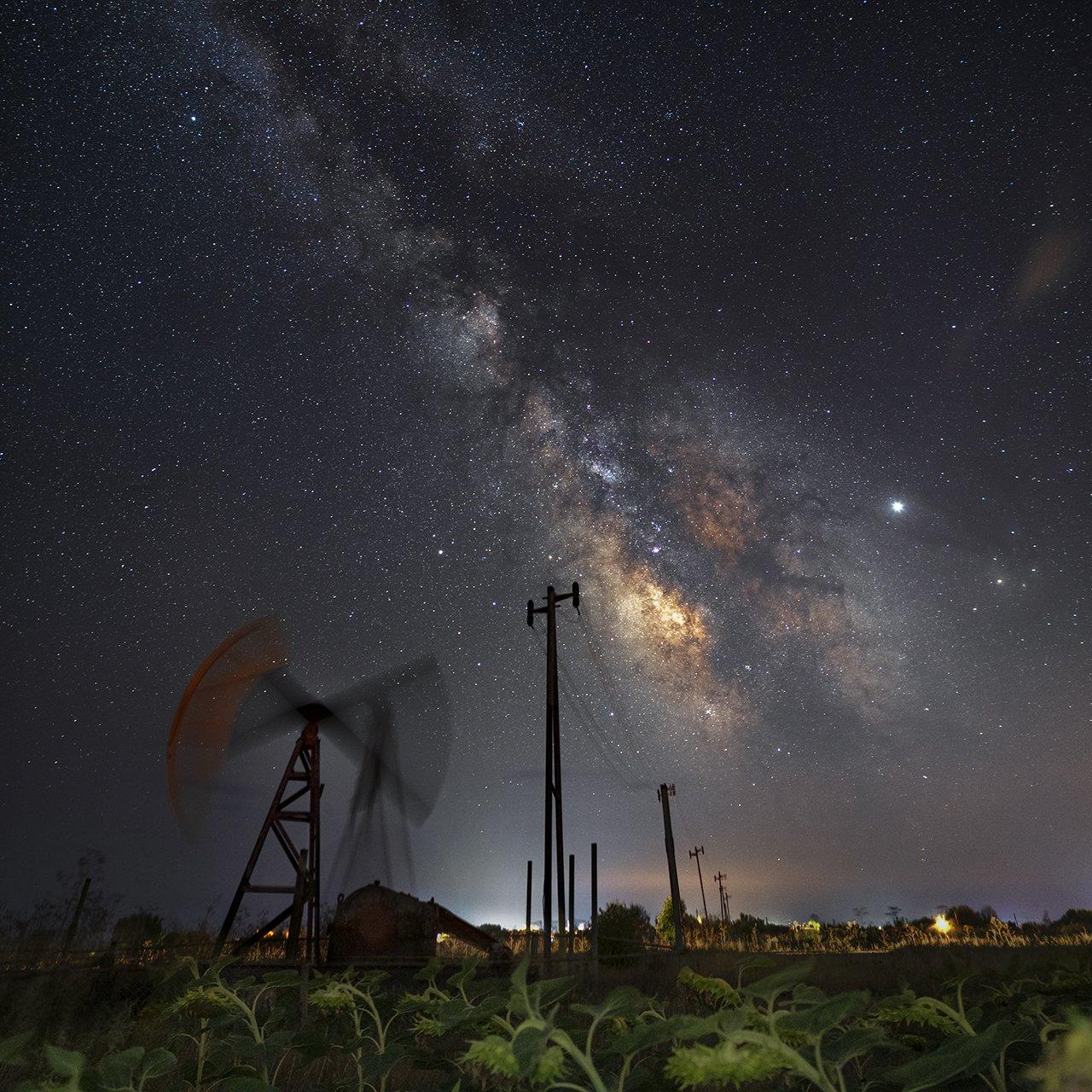 astrophotography, Минков Михаил