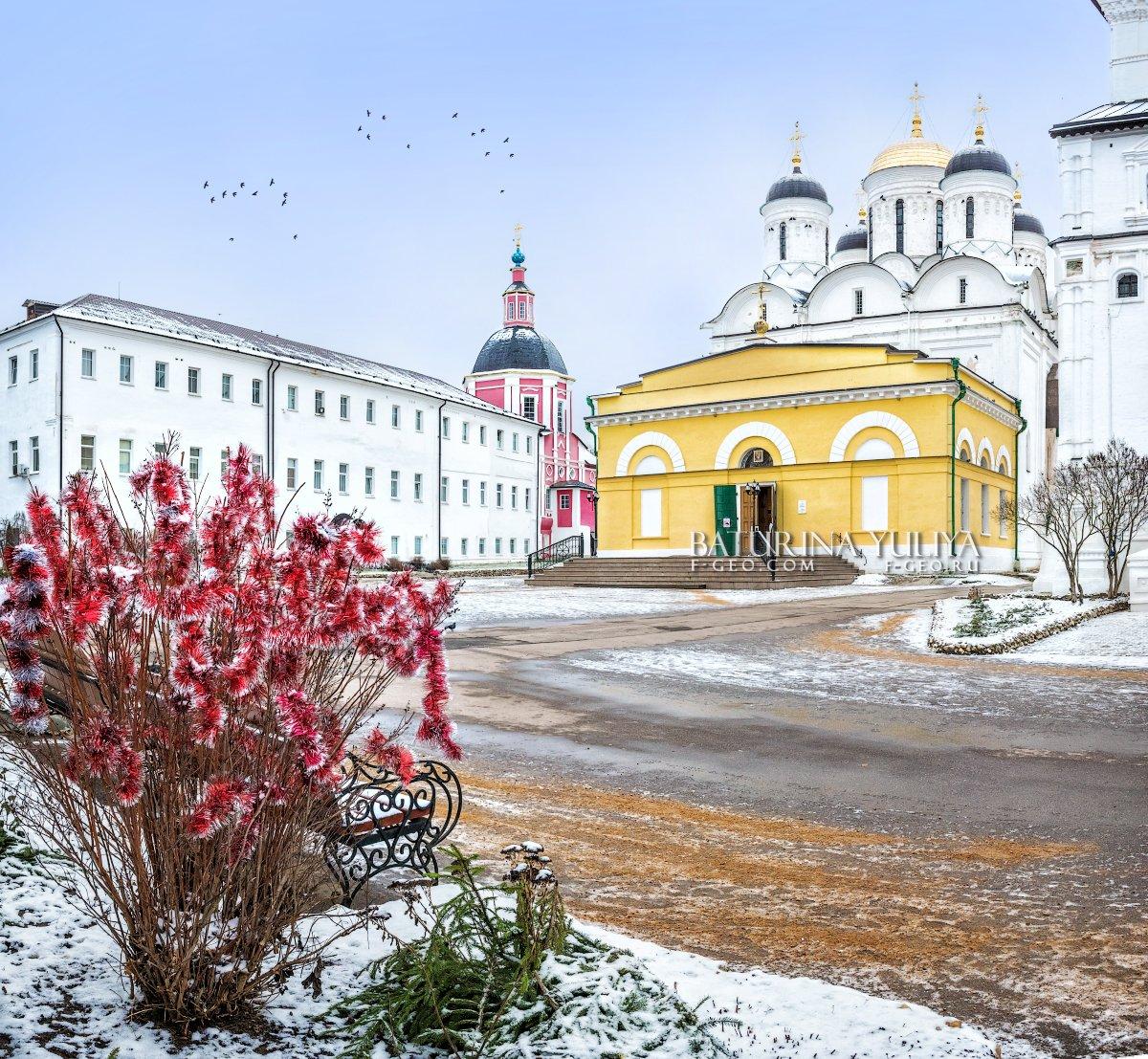 боровск, пафнутьев монастырь, Юлия Батурина