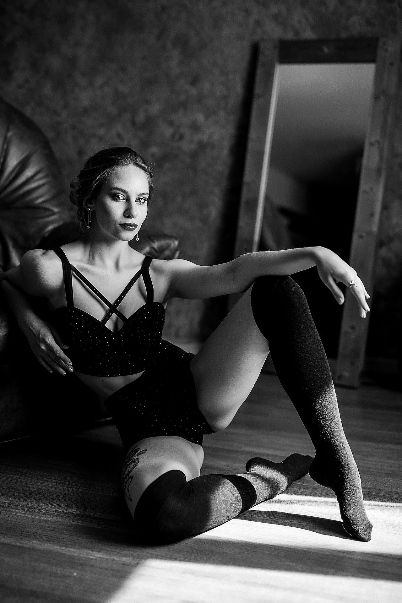 #portait #model #girl #портрет #модель #девушка #арт, Черников Алексей