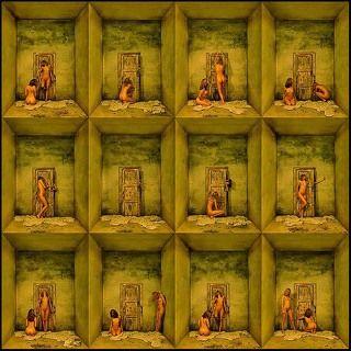 Стена Двенадцати Дверей