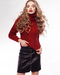 Photo: Roman Labasta MUA,Hair: Liza Shushkevich Model: Maria Krotova  Clothing: Candy Shop