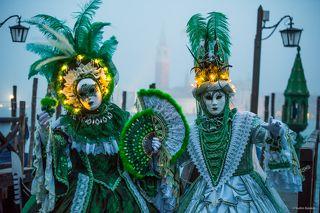 Венецианский Карнавал 2017