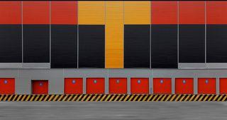цвет и геометрия (мобильная фотография)