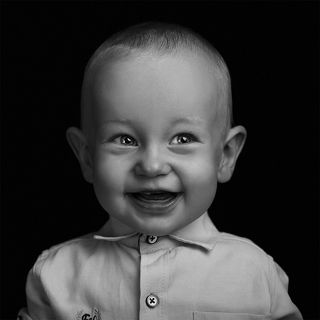 Michael, my little son