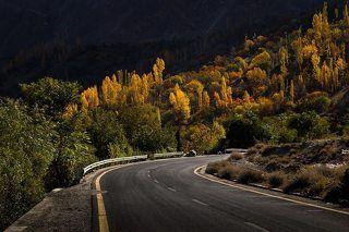 Hunza in Autumn Pak