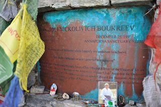 Анатолий Николаевич Букреев - казахстанский высотный альпинист. «Снежный барс» (1985). Заслуженный мастер спорта СССР (1991). Покорил 11 восьмитысячников планеты из 14, всего совершил 21 подъём на них (рекорд для СНГ). Погиб при штурме своего 12-го восьмитысячника — Аннапурны. Ему принадлежал мировой рекорд восхождений на восьмитысячники за 1 год. С 17 мая 1995 года по 17 мая 1996 года им были пройдены 5 вершин: Эверест, Дхаулагири, Манаслу, снова Эверест и Лхоцзе.