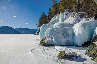 Ледяные берега