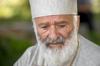 Грузинский православный священник