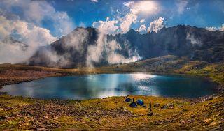 озеро Учкуланичий