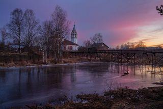 Церковь Благовещения Пресвятой Богородицы в Устюжне