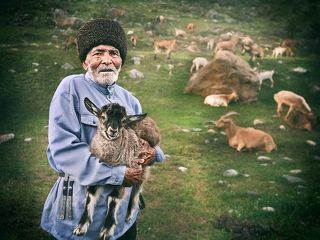 Тамбий и его козы