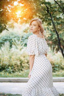 Модель: Евгения Гайдукова