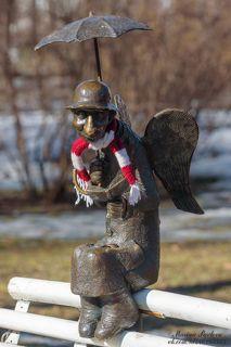 Петербургский ангел. Март