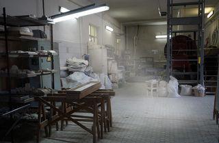 Посещение завода по изготовлению Гжели.