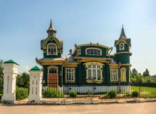 Дом судовладельца Шорина