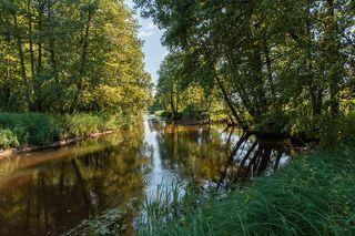 02 Во-вторых, много времени, чтобы проникнуться красотой реки: …