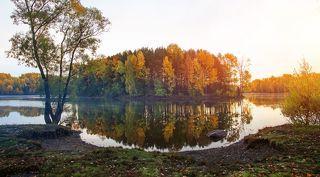 Осенний марафон цвета...