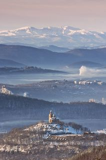 Winter Morning - Veliko Turnovo