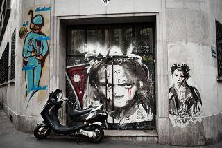 Изнанка Парижа