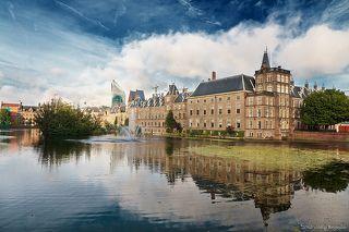 Королевский замок Бинненхоф (Гаага)