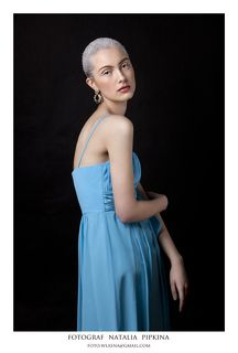 modell - Eira make-up, hair, photo&retouch - Natalia Pipkina